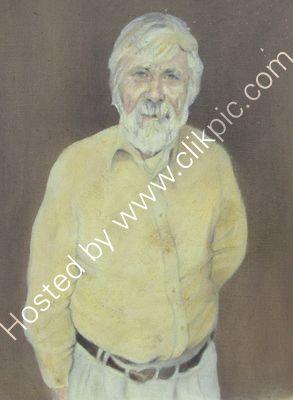 Colin oil on canvas