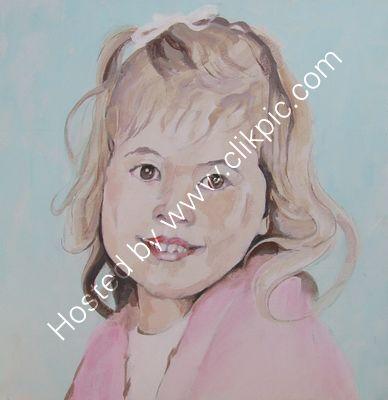 Lois acrylic on canvas