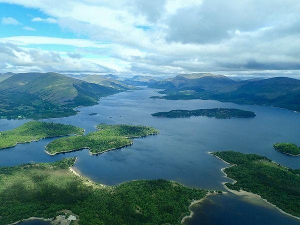 Views of Scottish Isles