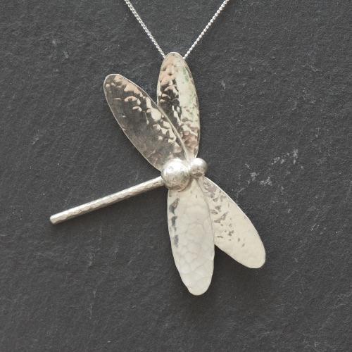 Dragonfly Pendant £45