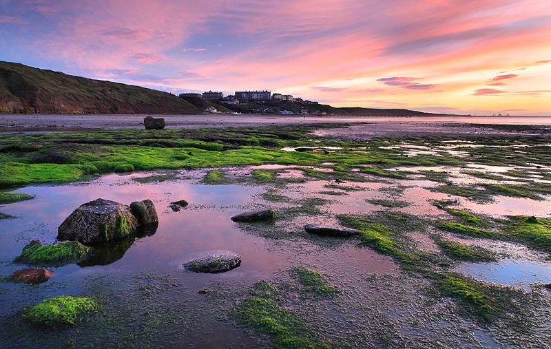 Saltburn Sunset 5