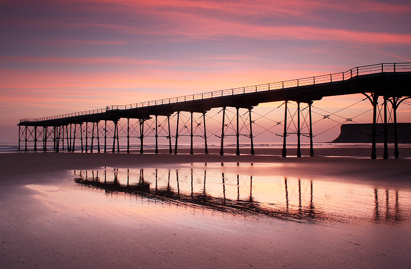 Pier Dawn 1