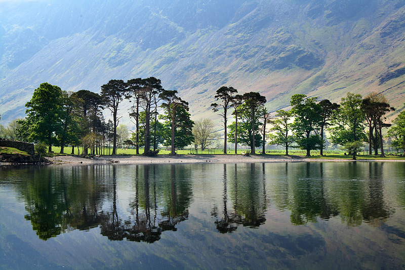 ld 40 Buttermere Reflections 1