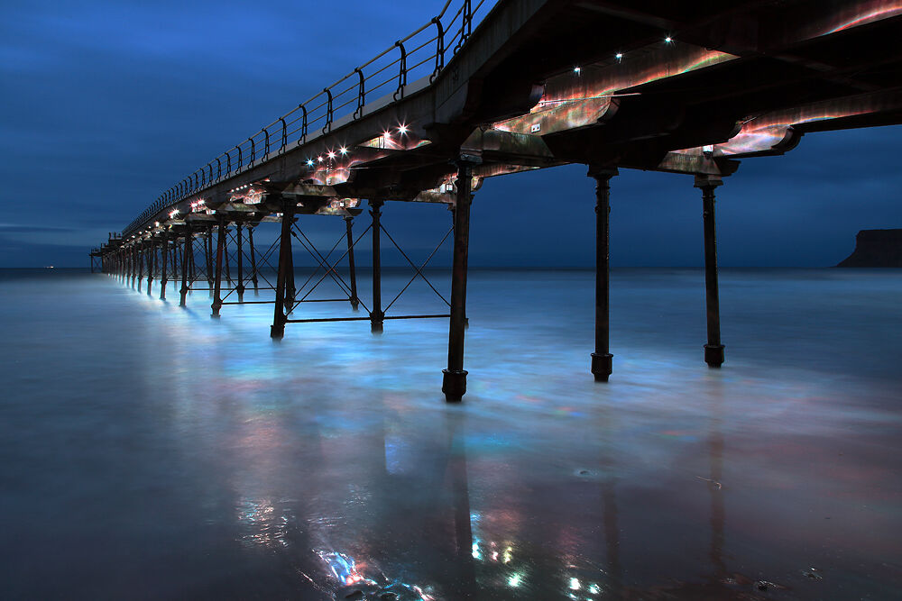 nw 60 Pier Lights 2
