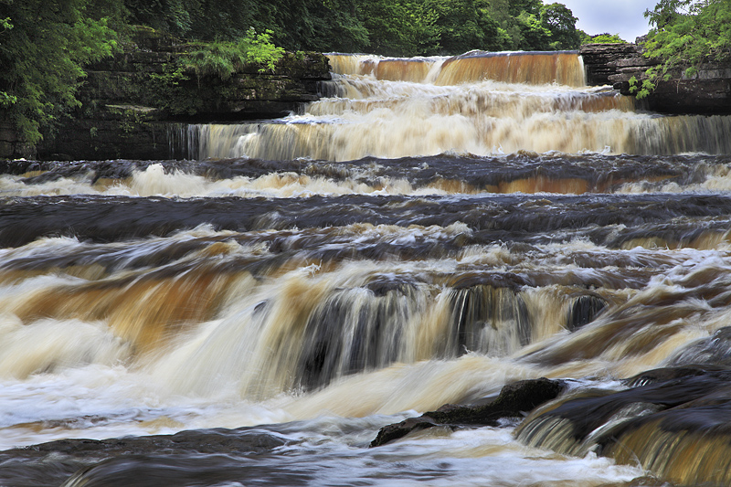 Aysgarth Lower Falls 2