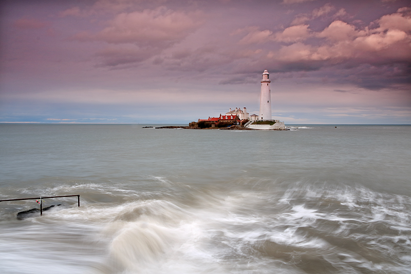 St Mary's Lighthouse 1