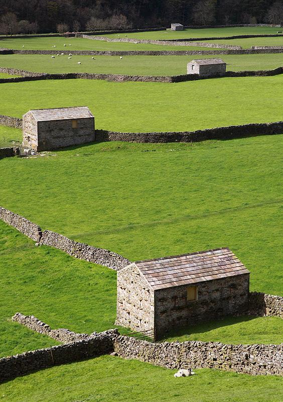 Gunnerside Barns 1