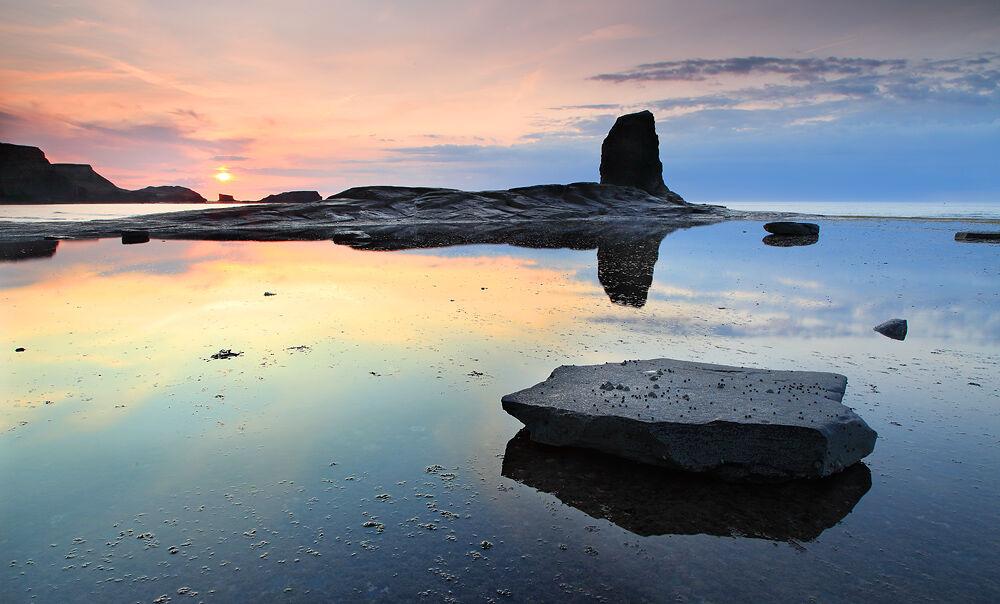 nw 150 Saltwick Sunset 2