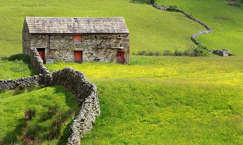 Angram Barn - Summer 1