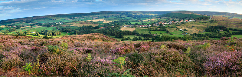Castleton Panorama