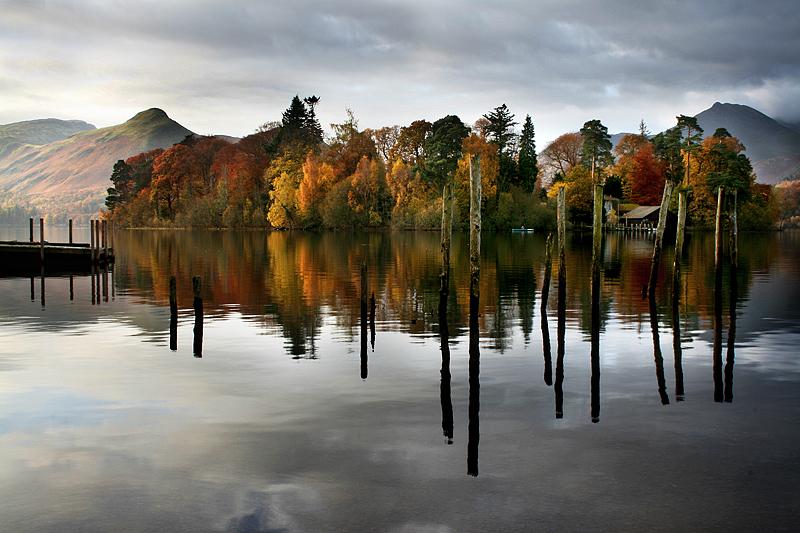 Catbells Autumn Reflections
