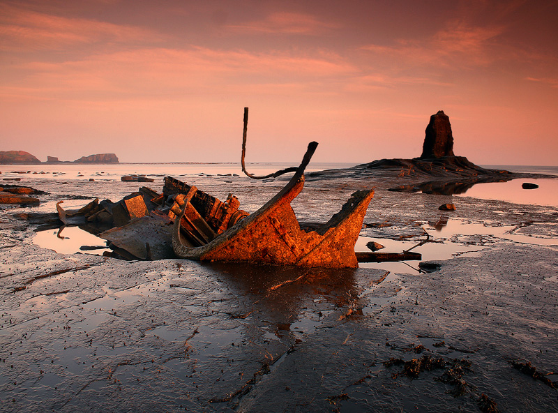 Saltwick Wreck