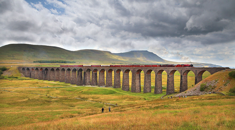 yd 482 Ribblehead Viaduct