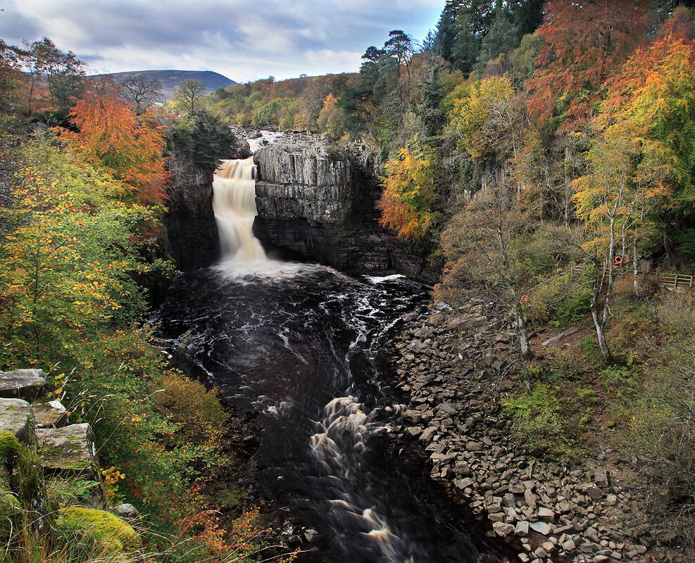 nw 340 High Force Autumn