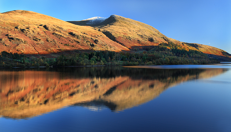 Helvellyn Reflections Thirlmere