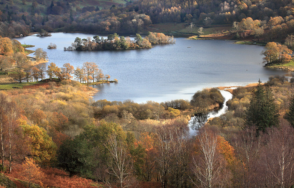 nw 400 Rydal Water