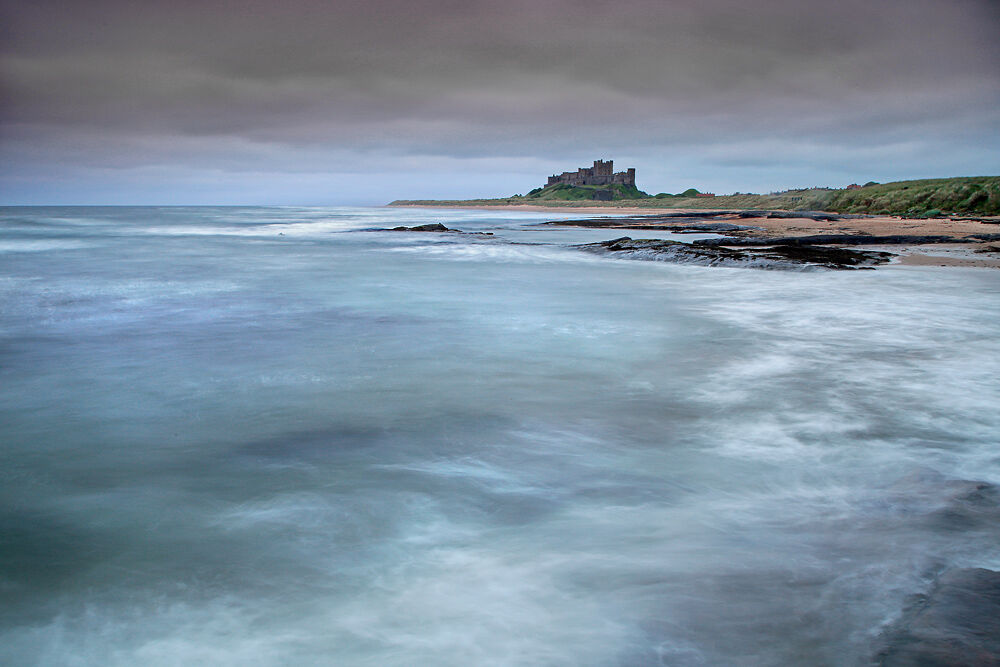 nw 410 Bamburgh Castle 1