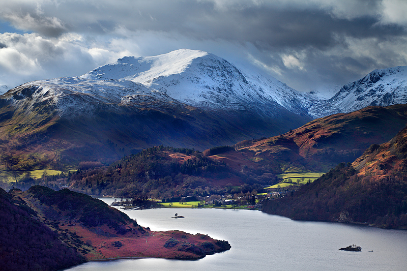 Ullswater Winter Fells