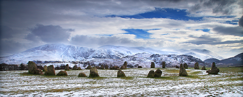 Castlerigg Winter 3