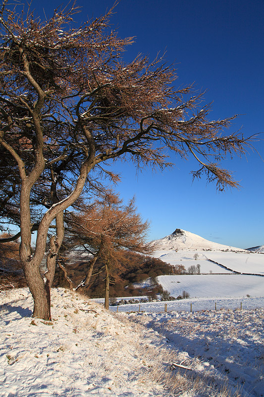 Roseberry Winter View 2