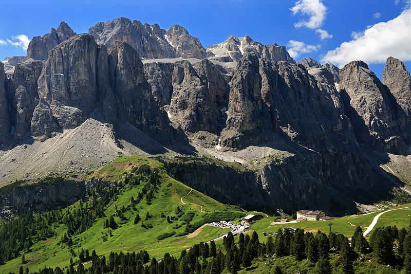 Gruppo Sella - Dolomites 1