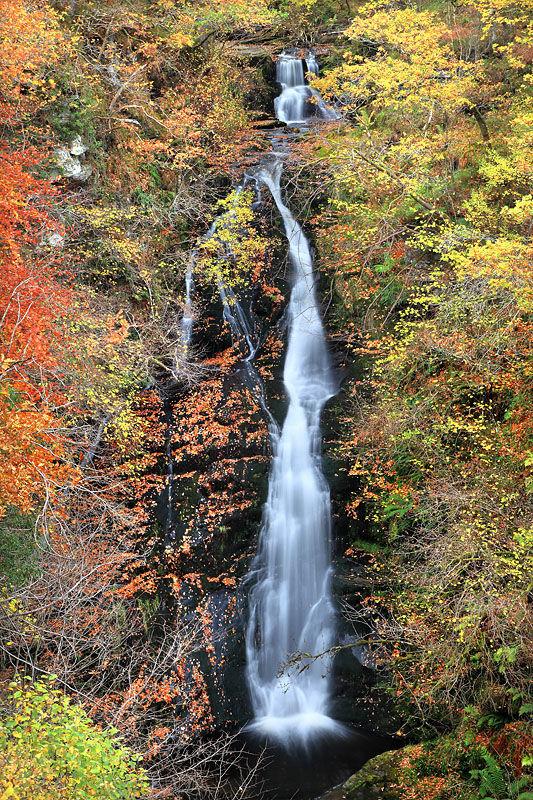 Sc 110 Black Spout Falls Pitlochry