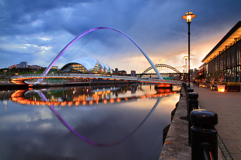 Quayside Newcastle