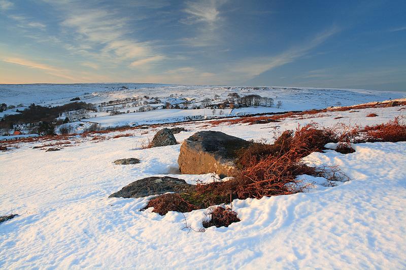 Commondale Winter