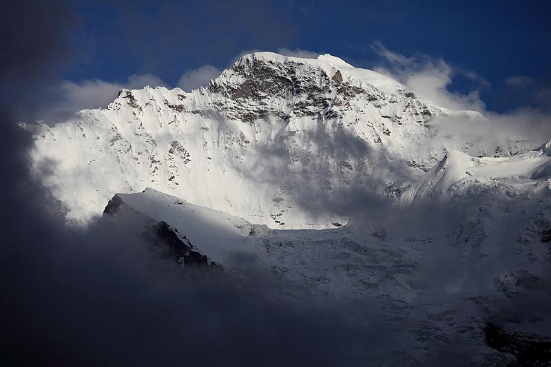 Jungfrau Summit