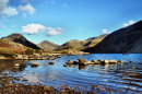 Canoeing on Wastwater