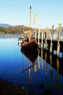 Derwent Water Boat