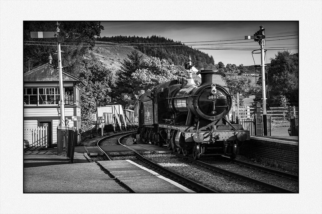 285003 - Glyngyfrdwy Crossing 1
