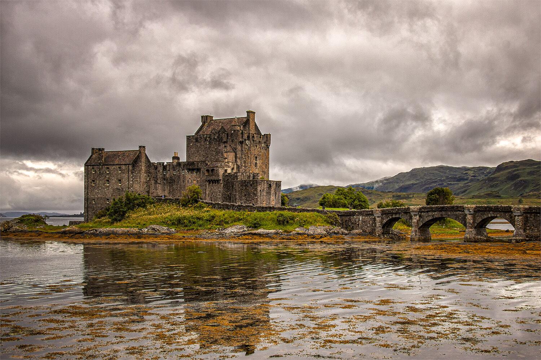 40057 Eilean Donan Castle