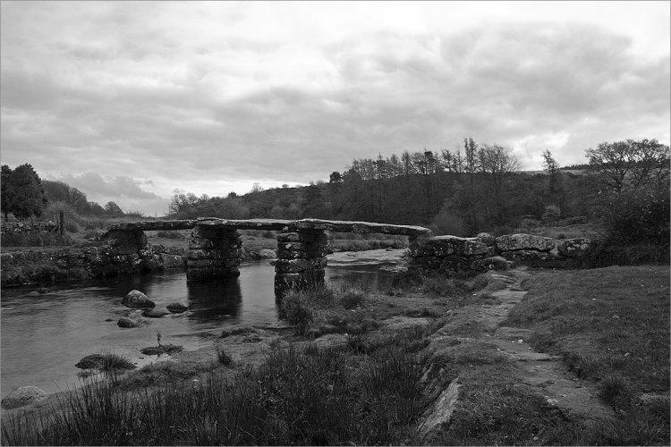 500009 Dartmoor, Clapper Bridge