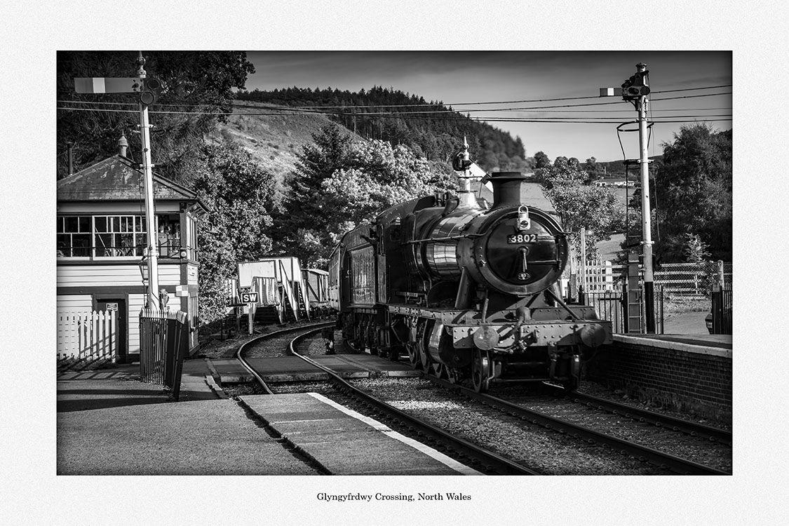 500022 - Glyngyfrdwy Crossing