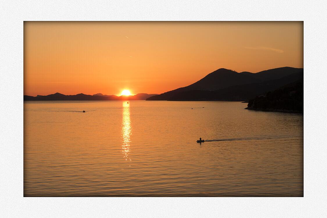 70012 - Adriatic Sunset