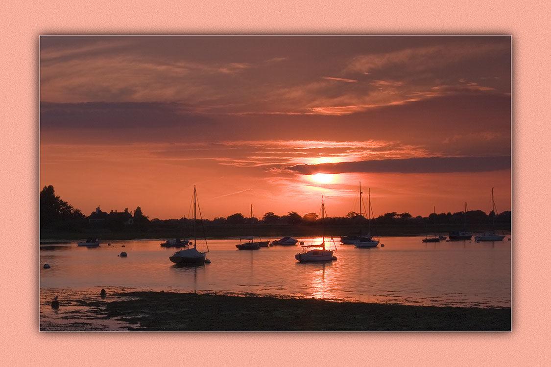 700137 - Bosham Harbour