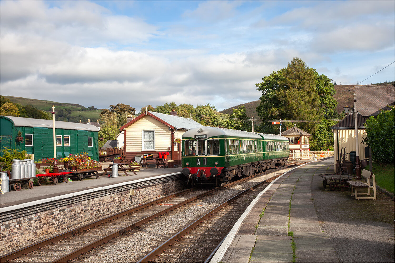 85004 - Llangollen Railway
