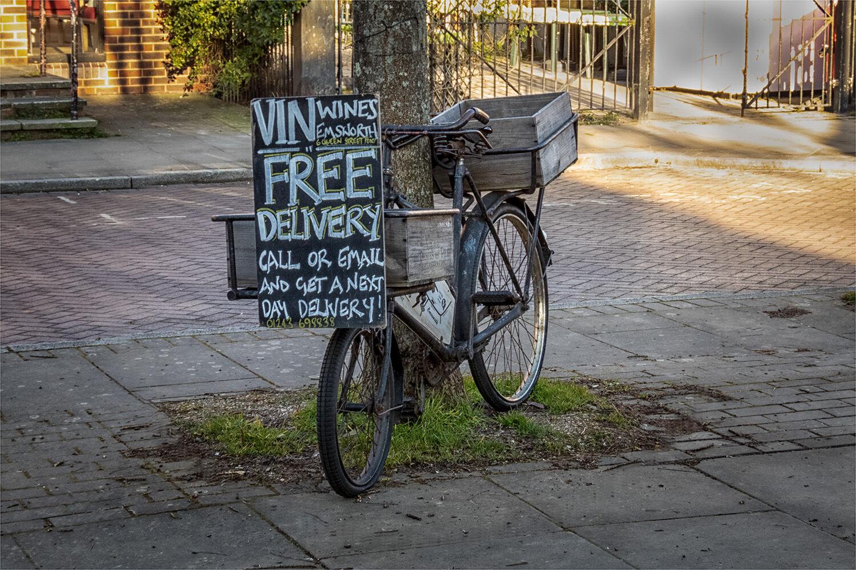 87001 - Trade Bike