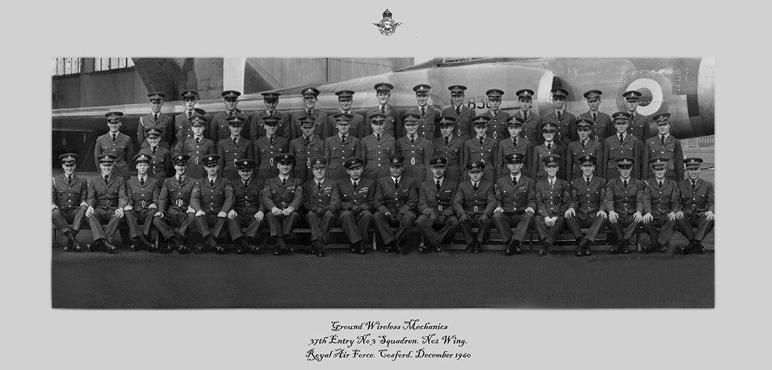 RAF Squad After