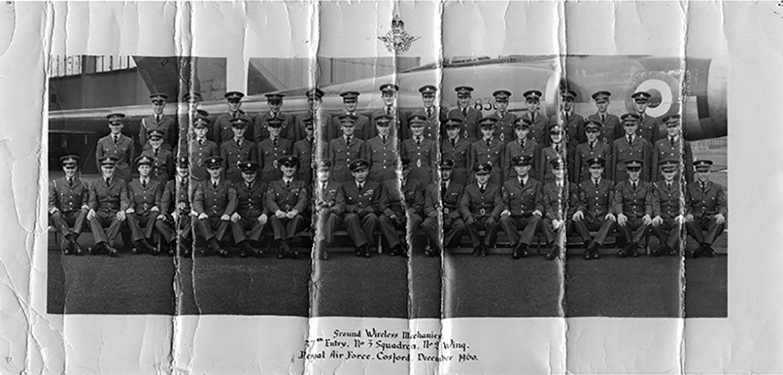 RAF Squad Before