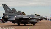F16 Static display