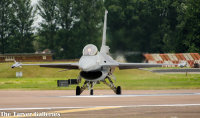 F16 ready for take off