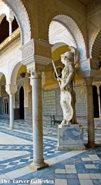 Roman Statue, Casa de Pilotes