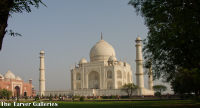 The Taj Mahal