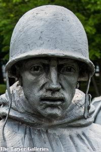 KOREAN WAR MEMORIAL, WASHINGTON DC