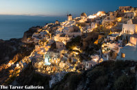 THE LIGHTS OF OIA