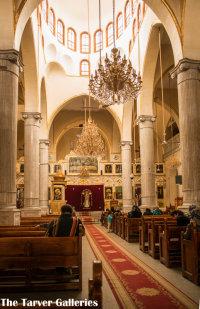 COPTIC CHURCH, LUXOR