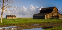 Mormon Barns