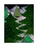 Christmas Tree batik
